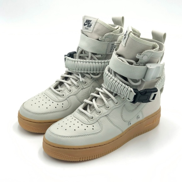 Nike Shoes | Nike Sf Af Light Bone W6